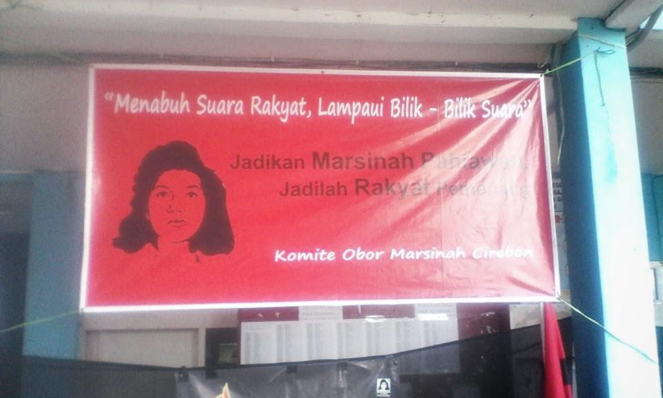Obor Marsinah Cirebon