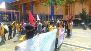 Aksi ISD di Kampus Mulawarman - Samarinda
